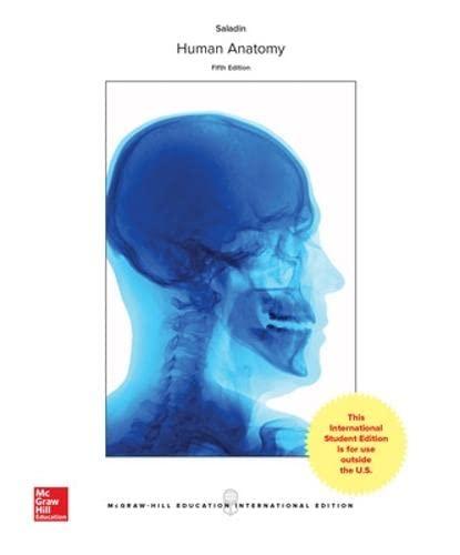 9781259254819: Human Anatomy