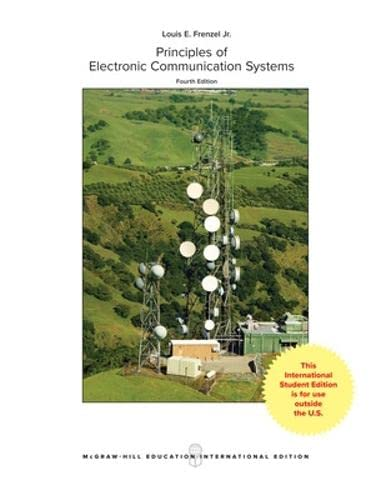 9781259255021: Principles of Electronic Communication Systems