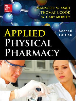 9781259255151: APPLIED PHYSICAL PHARMACY