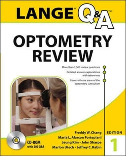9781259255311: Lange Q&A Optometry Review: Basic and Clinical Sciences