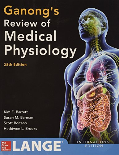 9781259255380: Ganong's Review of Medical Physiology 25th Edition