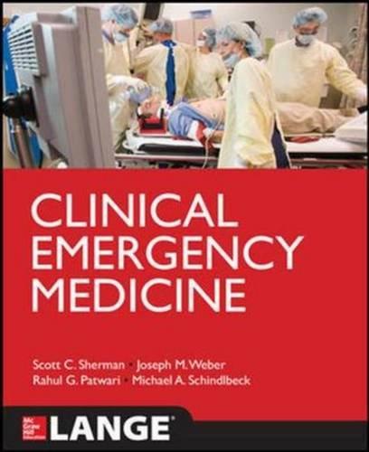 9781259255625: Clinical Emergency Medicine (Appleton & Lange Med Ie Ovruns)