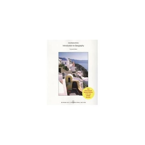 9781259255687: Introduction to Geography (Int'l Ed)
