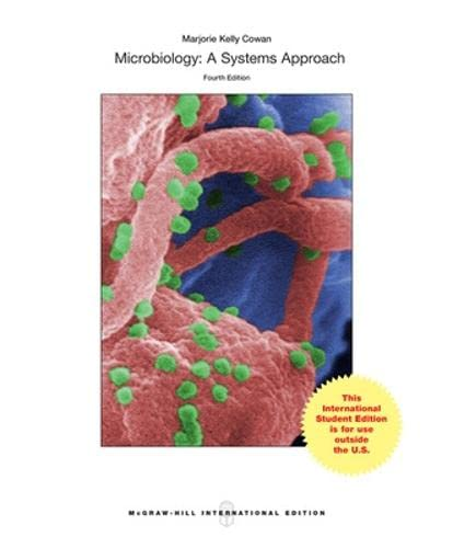 9781259255762: Microbiology: A Systems Approach