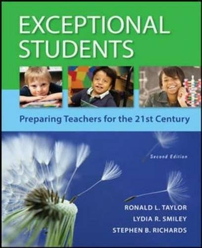 9781259255816: Exceptional Students: Preparing Teachers for the 21st Century (Int'l Ed)