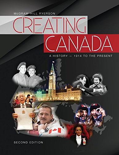 9781259275371: Creating Canada