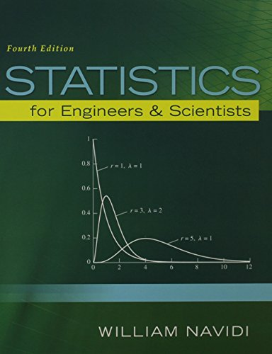 9781259275975: Package: Statistics for Engineers and Scientists with 1 Semester Connect Access Card