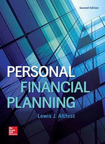 9781259277184: Personal Financial Planning (Mcgraw-hill / Irwin Series in Finace, Insurance, and Real Estate)