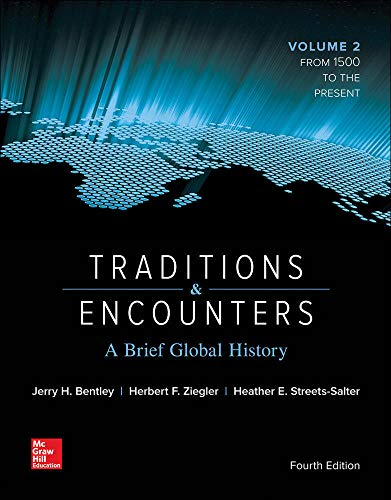 9781259277283: Traditions & Encounters: A Brief Global History Volume 2