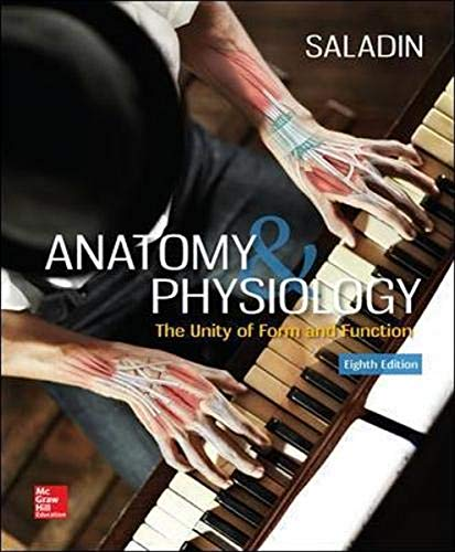 9781259277726: Anatomy & Physiology: The Unity of Form and Function ...