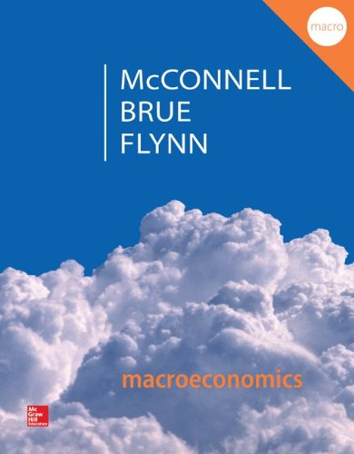 Macroeconomics with Connect Access Card (Paperback): Campbell R McConnell