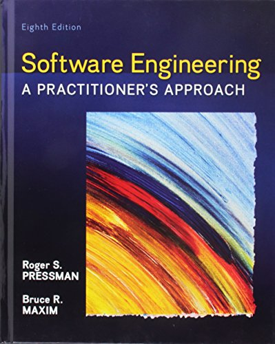 Package: Software Engineering: A Practioner's Approach with: Roger S Pressman;