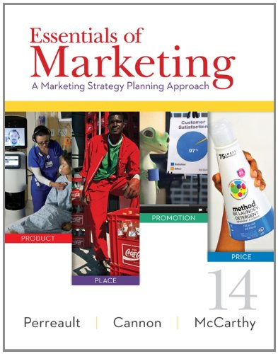 9781259280580: Essentials of Marketing with ConnectPlus