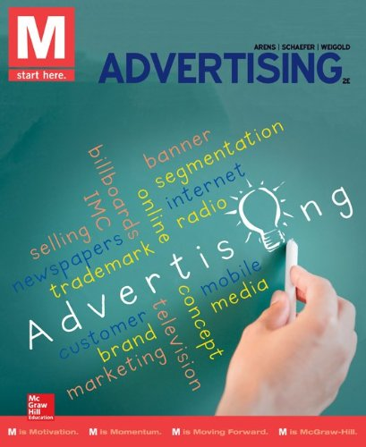 9781259280603: M: Advertising with Connect Plus