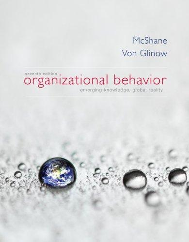 9781259280634: Organizational Behavior with ConnectPlus