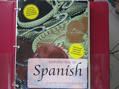 9781259282188: Introduction to Spanish - PBSC