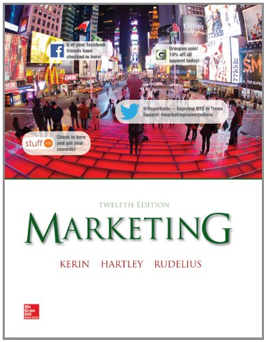 9781259282522: Marketing with ConnectPlus