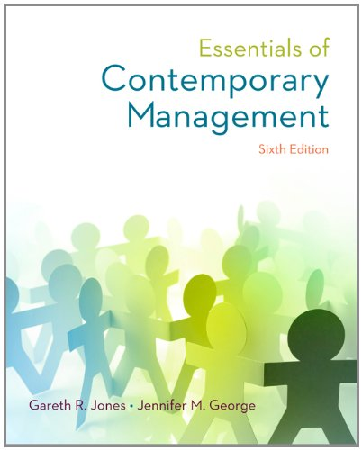 9781259282553: Essentials of Contemporary Management with Connect Plus
