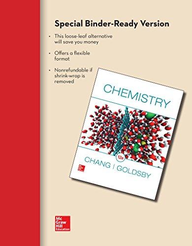 9781259286209: Loose Leaf for Chemistry