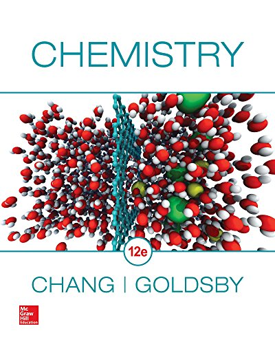 9781259286230: Student Study Guide for Chemistry