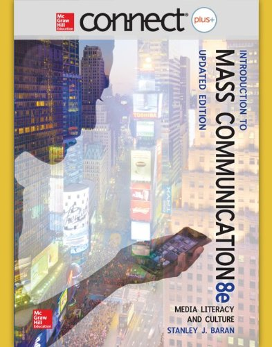 9781259286629: Connect Access Card for Mass Communication Updated Edition