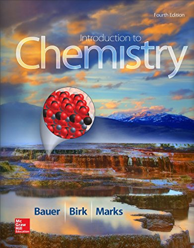 9781259288739: Loose Leaf for Introduction to Chemistry