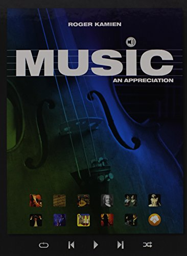 9781259288951: Music: An Appreciation with Connect Plus W/Learnsmart 1 Term Access Card