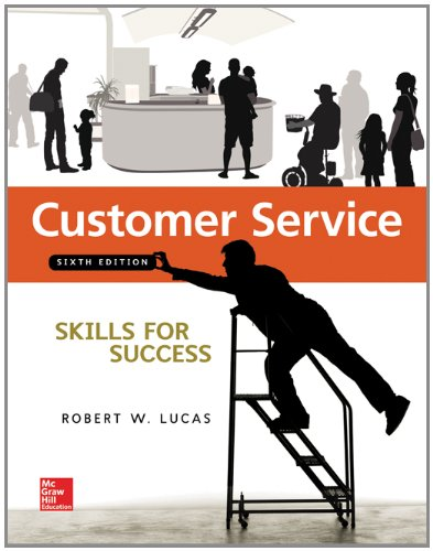 9781259289132: Customer Service with Connect Plus Access Code: Skills for Success
