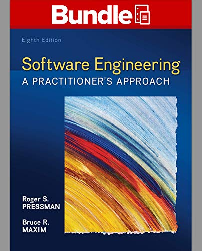 Package: Loose Leaf for Software Engineering with: Pressman, Roger; Maxim,