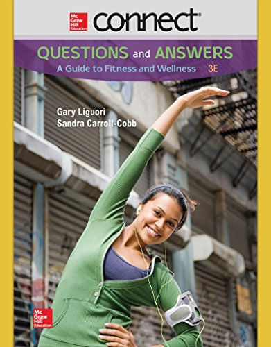 9781259290688: Connect Access Card for Questions and Answers: A Guide to Fitness and Wellness