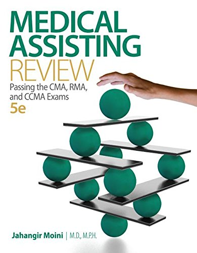 9781259290794: Combo: Medical Assisting Review: Passing the CMA, RMA & CCMA Exams with Connect Access Card
