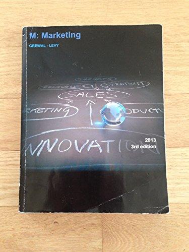 9781259291562: M: Marketing