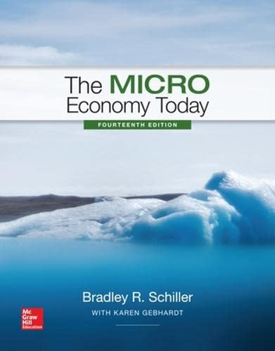 9781259291814: The Micro Economy Today (The Mcgraw-hill Series Economics)