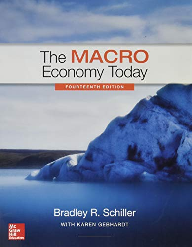 9781259291821: The Macro Economy Today, 14 Edition (The Mcgraw-Hill Series in Economics)