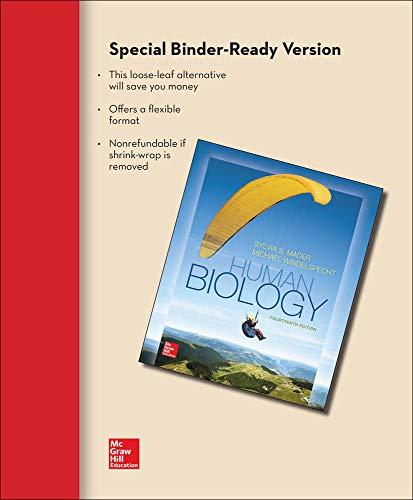 9781259293030: Loose Leaf Version for Human Biology