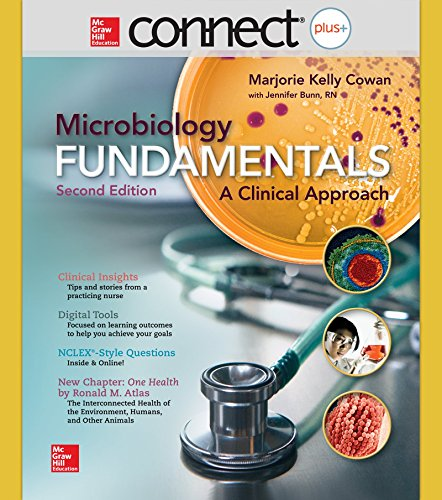 9781259293177: Connect Access Card for Microbiology Fundamentals: A Clinical Approach