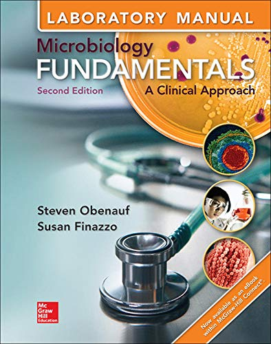 9781259293863: Laboratory Manual for Microbiology Fundamentals: A Clinical Approach