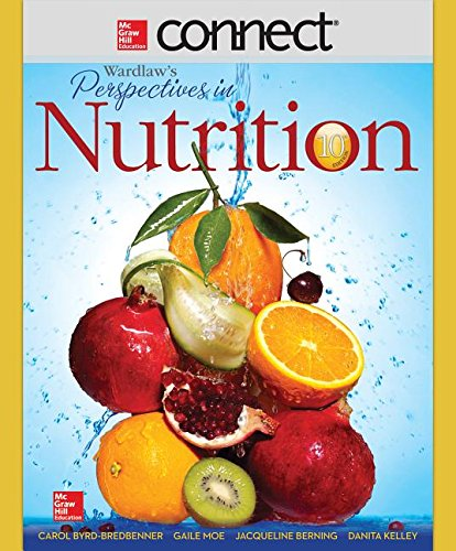 9781259293917: Connect Access Card for Wardlaw's Perspectives in Nutrition