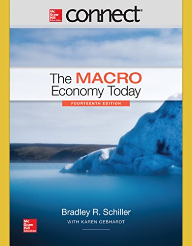 9781259294426: Connect 1 Semester Access Card for The Macro Economy Today