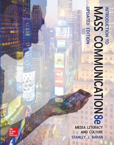 9781259294938: Introduction to Mass Communication Update Edition with Connect Access Card