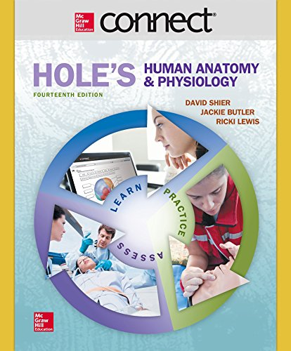9781259295676: Connect 2 Semester Access Card for Hole's Human Anatomy & Physiology