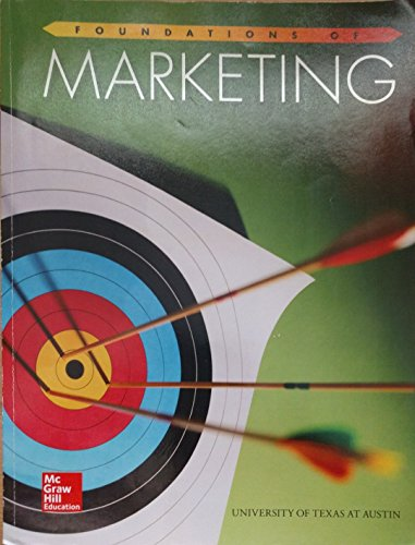 9781259295850: Foundations of Marketing