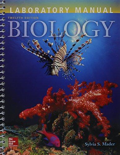 9781259298516: Lab Manual for Biology