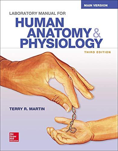 9781259298653: Laboratory Manual for Human Anatomy & Physiology Main Version