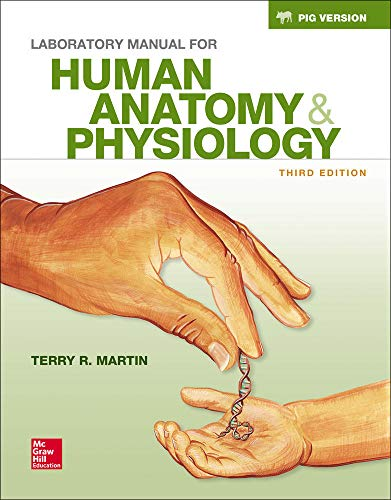 9781259298677: Laboratory Manual for Human Anatomy & Physiology Fetal Pig Version