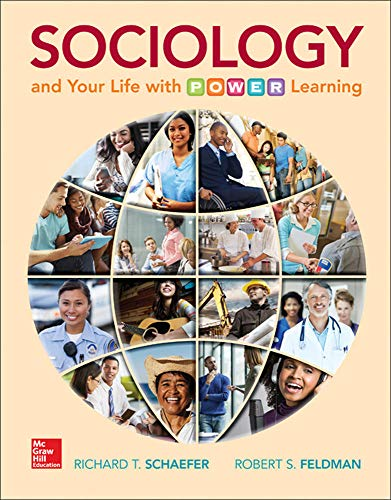 9781259299568: Sociology and Your Life With P.O.W.E.R. Learning