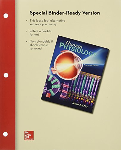 9781259300875: Loose Leaf for Human Physiology