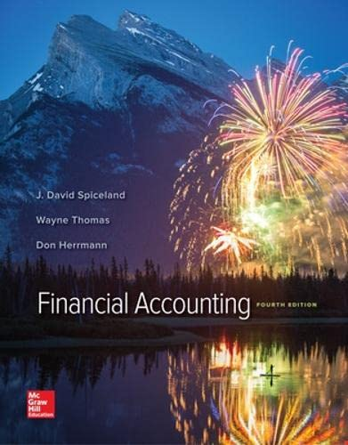 9781259307959: Financial Accounting