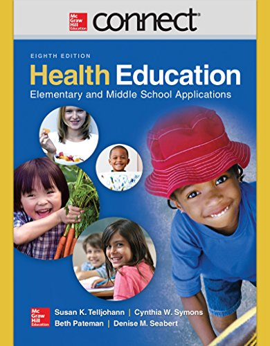 9781259307973: Connect Access Card for Health Education
