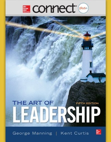 9781259308741: Connect Access Card for The Art of Leadership